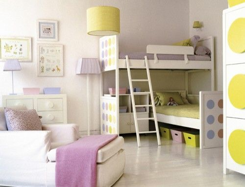 Room Design Ideas For Two Kids