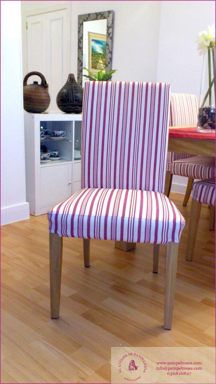 17 best images about fundas sillas on pinterest simple for Fundas de sillas ikea