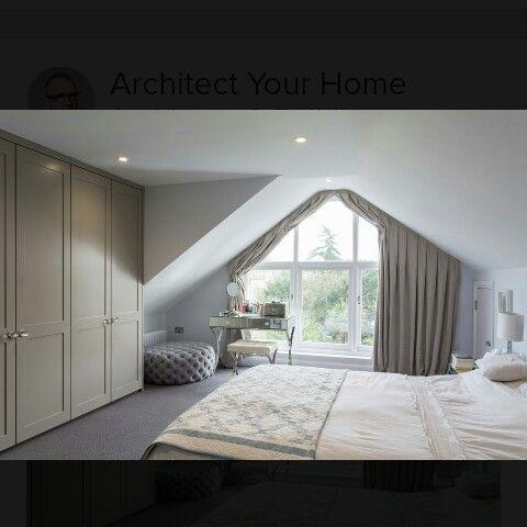 The 25 best dormer bedroom ideas on pinterest attic for Dormer bedroom ideas