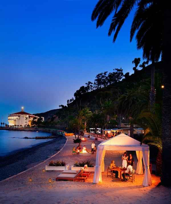 42 Best Wedding Venues in California | Catalina Island  | California Destination Wedding