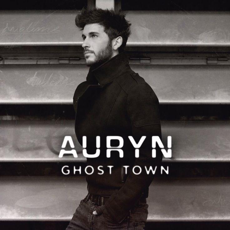 Auryn: Ghost Town (Edición Alvaro Gango) - 2015.