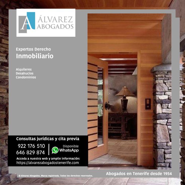 Despacho de abogados en Tenerife. Más de 60 años de experiencia en demandas de desahucio y contratos de alquiler. https://alvarezabogadostenerife.com/?p=11776 #Abogados #Tenerife #Desahucios #Inmobiliario #Contratos
