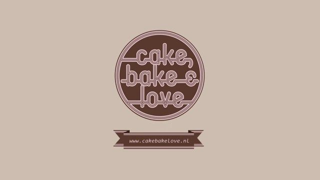 Logo animation I did for a small and lovely cakeshop.