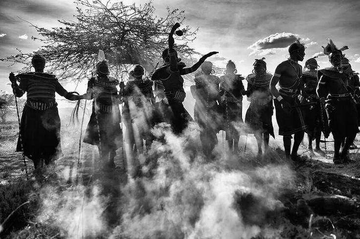 Pocket tribe Dancers di Roberto Nistri