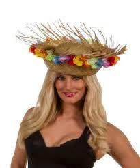 Let's Party With Balloons - Smiffy's Hawaiian Straw Beach Hat, $12.00 (http://www.letspartywithballoons.com.au/smiffys-hawaiian-straw-beach-hat/)