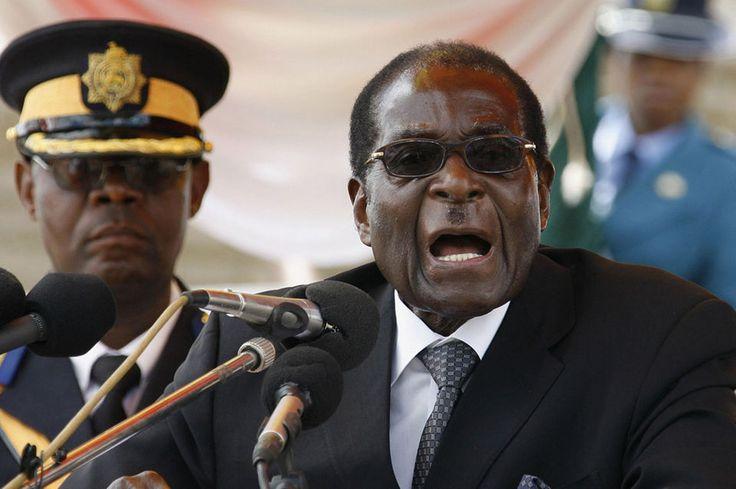 Зимбабве может выгнать зарубежные компании 1 апреля.     #зимбабве  #новости  #скандал  #интересное