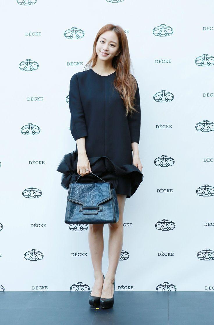 Han Ye-Seul 한예슬 덱케 현대백화점 행사