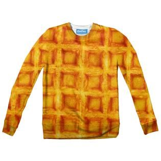 """Waffle Hoodies are an important part of a balanced breakfast. """