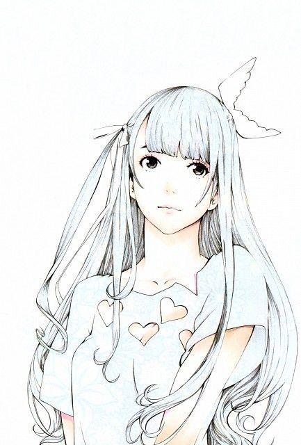 gambar anime, anime girl, and biorg trinity
