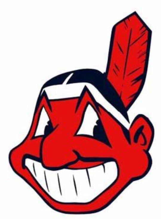 1901, Cleveland Indians (Cleveland, OH) Div: Central - Conf: American, Stadium: Progressive Field #MLB #ClevelandIndians (159)