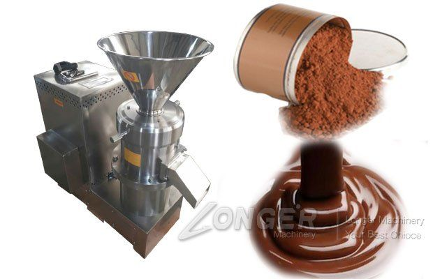 Commercial Cocoa Bean Grinding Machine Suppliers|Cocoa Beans Processing Machinery