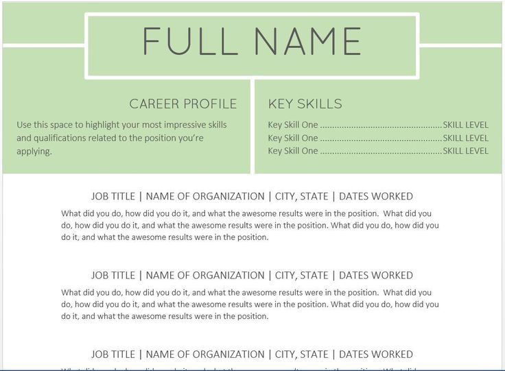 16 best images about Job tips on Pinterest Writing tips, Vanity - teen resume template