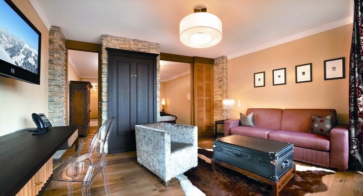 Junior Suite Deluxe 60m² im Wellnesshotel Alpine Palace in Saalbach Hinterglemm