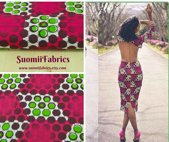 Super Oltre 25 fantastiche idee su Tessuto africano su Pinterest  QV55