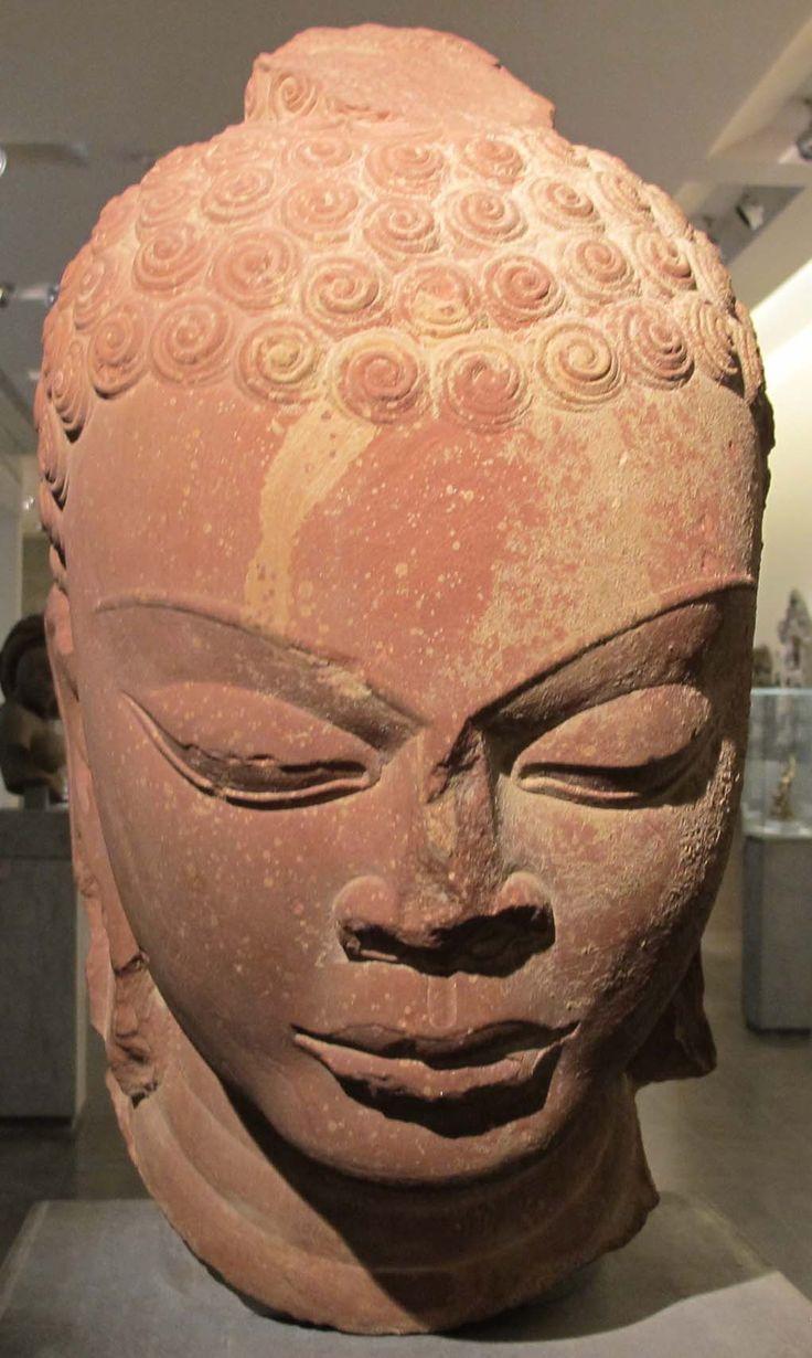 Mathura Buddha