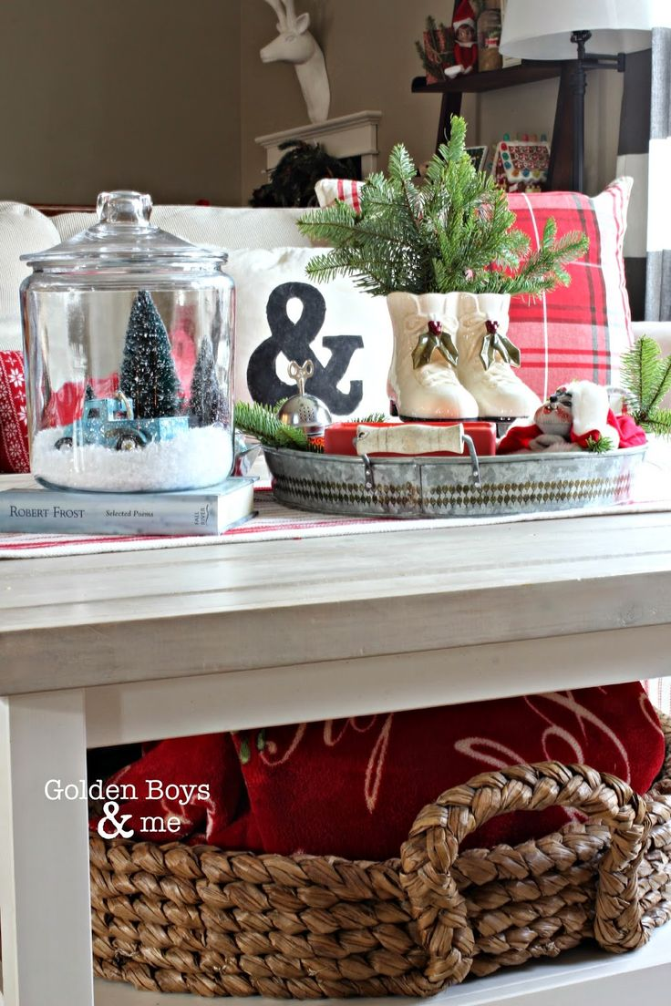 96 Best Christmas Table Settings Images On Pinterest
