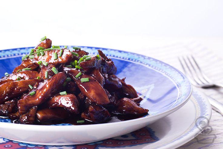 aprenda a fazer esse delicioso e super prático frango teryaki