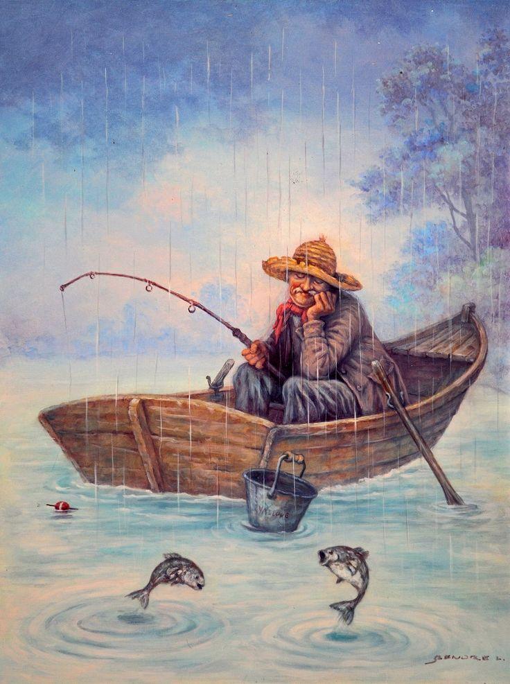 Dream in the rain (Álom az esőben) - artist: Szász Endre László
