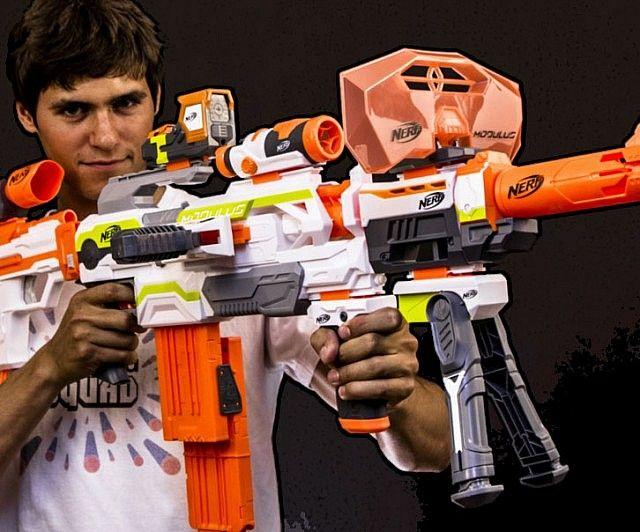 Big Boy Toys Alaska : Best nerf gun attachments ideas on pinterest