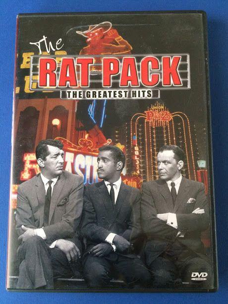 Rat Pack, The - Greatest Hits  DVD Frank Sinatra, Dean Martin, Sammy Davis Jr.