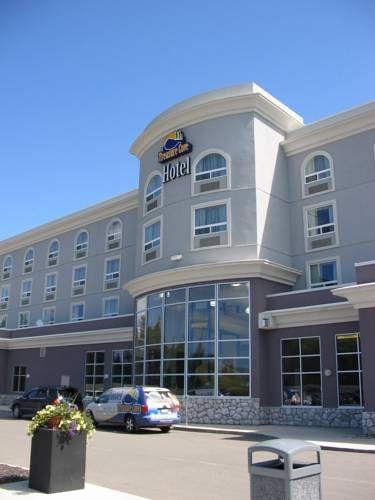 Treasure Cove Hotel Prince George British Columbia