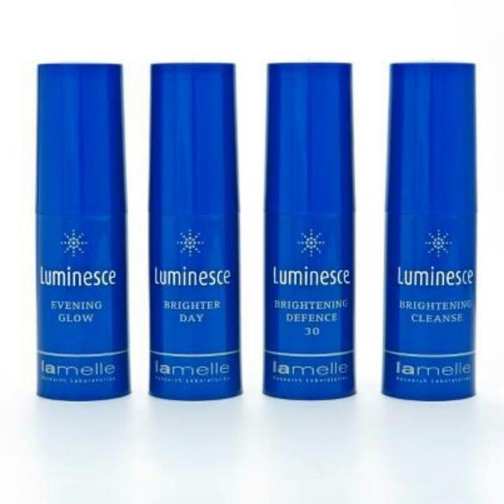 New Lamelle Luminesce travel kit