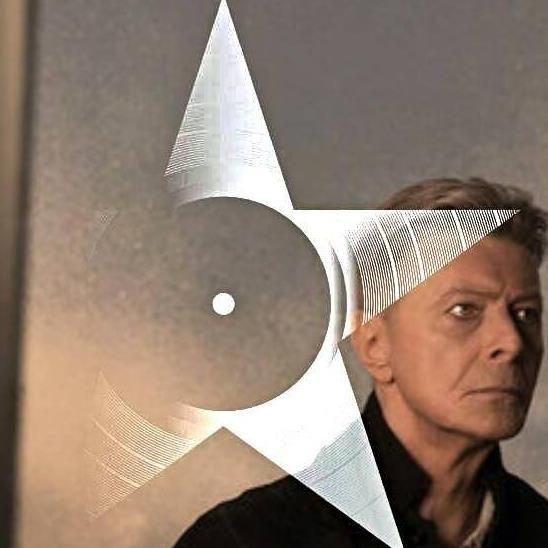 Bowie. An inspiration to the artform that is music. So much to learn from him in every respect.