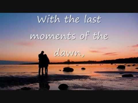 The last moment of the dawn - Chris de Burgh (+playlist)