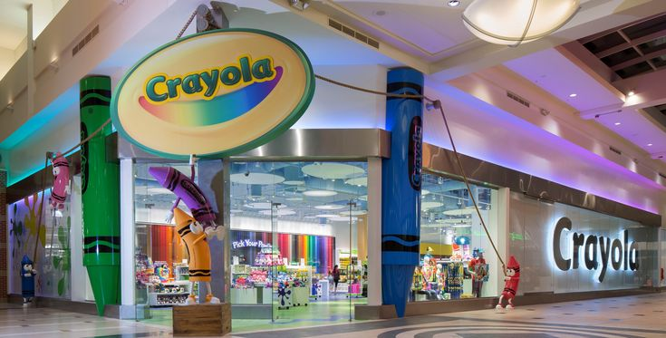 Crayola Store   crayolaexperience.com