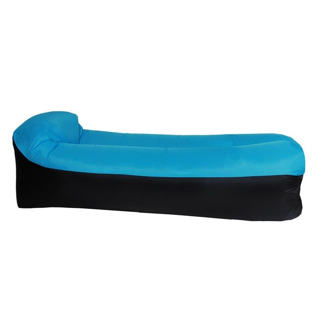 Inflatable Lounger Chair Air Lounger Inflatable Bag Fast Inflate Air Sofa Sleeping Bed For Travelling Camping Pa Air Lounger Inflatable Lounger Inflatable Bags
