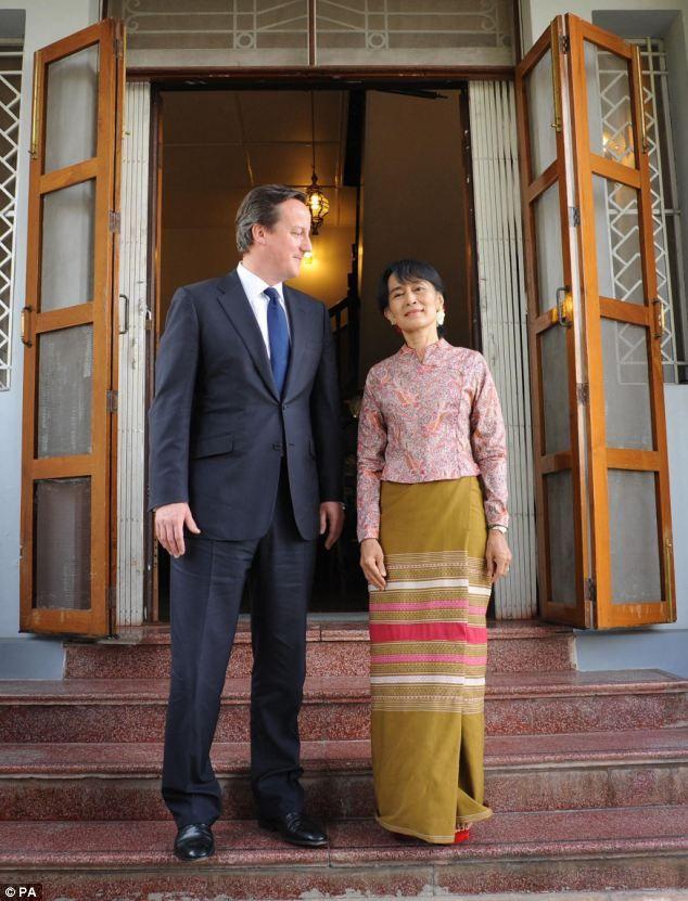 Aung San Suu Kyi Essay Sample