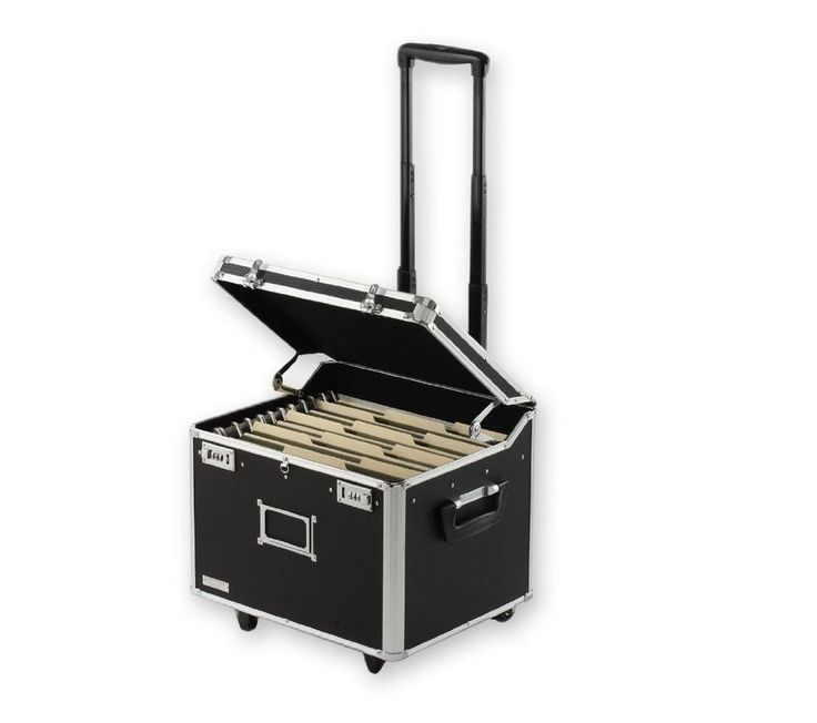 File Cabinets On Wheels Legal Size Cabinet Filing With Lock Mobile Rolling Chest #Vaultz