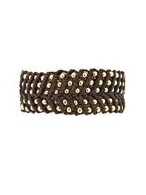 Thick Braided Friendship Bracelet