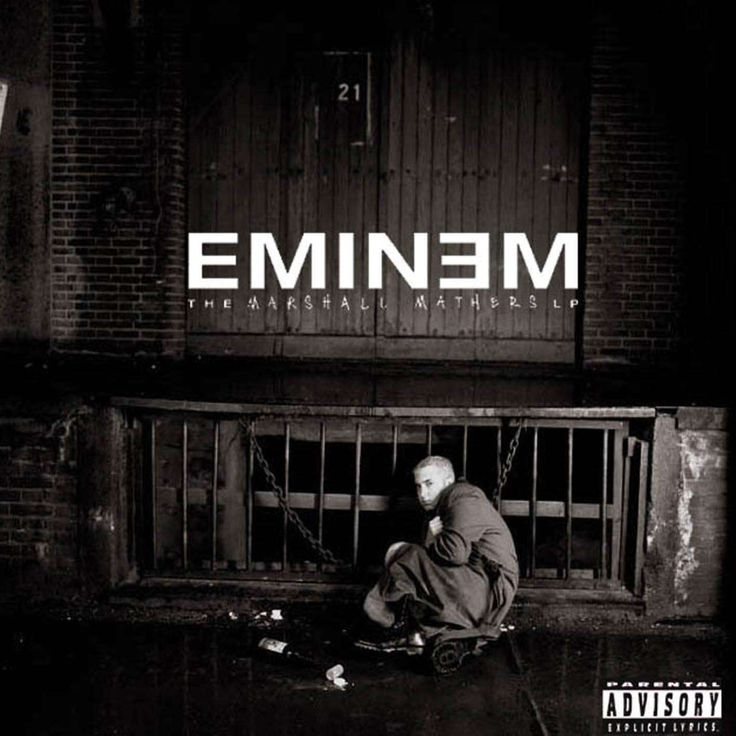 "EMINEM: Album: The Marshal Mathers LP: 1. 	""Public Service Announcement 2000""  2. 	""Kill You""   		 3. 	""Stan""  4. 	""Paul""  5. 	""Who Knew""   	 6. 	""Steve Berman""   	   7. 	""The Way I Am""   	 8. 	""The Real Slim Shady""   	 9. 	""Remember Me?""  10. 	""I'm Back""   	 11. 	""Marshall Mathers""    12. 	""Ken Kaniff""	  	 13. 	""Drug Ballad""  14. 	""Amityville""  15. 	""Bitch Please II""	 16. 	""Kim""  17. 	""Under the Influence""  18. 	""Criminal"""