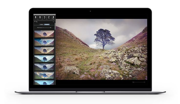 LandscapePro promises to turn your dull boring images into dramatic landscapes - DIY Photography