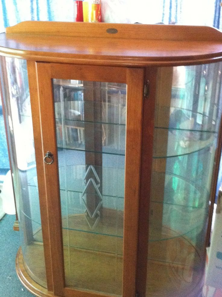 Perspex sides, Glass door, 130 cm tall, 108cm wide, 40cm deep. Glass  Display CabinetsGlass ... - 4809 Best Antique Likes Images On Pinterest Display Cabinets