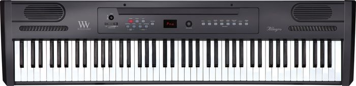 Williams Allegro 88-Key Digital Piano    $299.99
