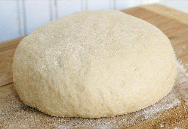 Pizza Dough with 2 ingredients - Real Recipes from Mums