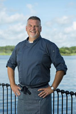 Paddlefish Chef Mark Boor Hosting Cooking Class - LaughingPlace.com