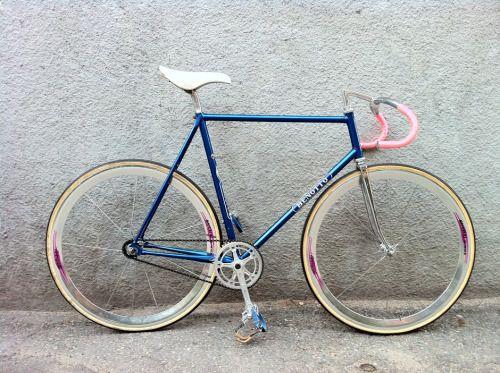 "bikeplanet:  ""Benotto Track Bike  """