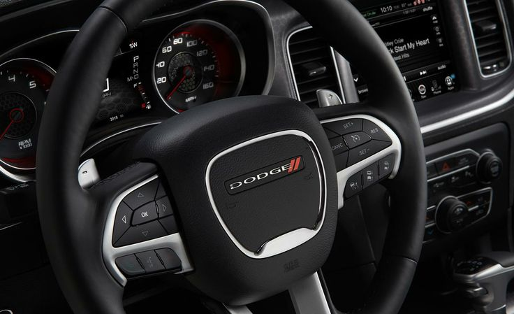 2015 dodge charger interior | 2015 Dodge Charger R/T interior