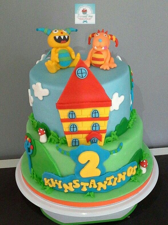 Henri hungle monster cake