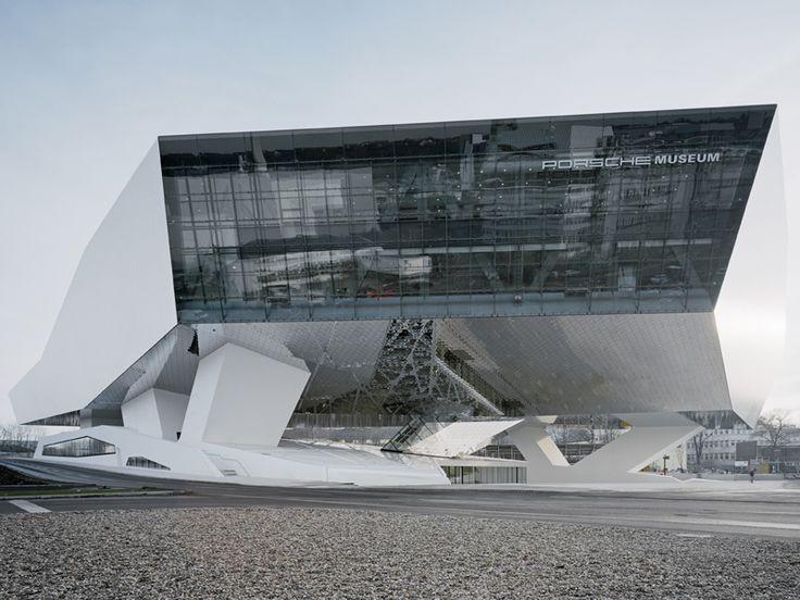 PRAL® by ABET LAMINATI - New  Porsche Museum  (Stuttgart)