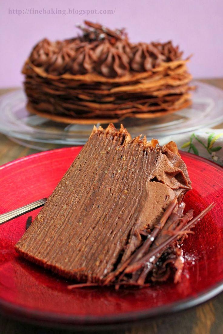 Ferrero Krepp Kuchen