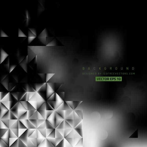 Abstract Black And Gray Background Template Background Templates