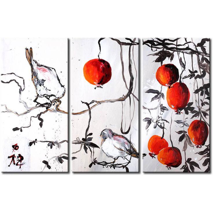 Tableaux peints à la main sont une décoration murale classique. Dans la galerie artgeist nous vous proposons une nouvelle dimension de la peinture #tableau #peinture #home #decor #décorations #tableaux #painting