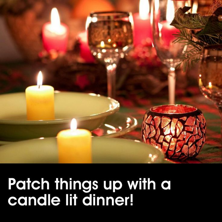 Not on the good side at the moment? What better way to patch things up than with a romantic candle lit dinner!? Here's how... http://almaimporters.blogspot.com.au/2013/07/candle-lit-dinner-for-happy-marriage.html