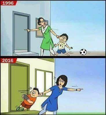 1996 vs 2016