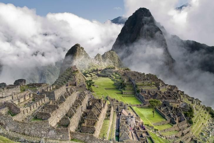 Always dreamed of seeing Machu Picchu