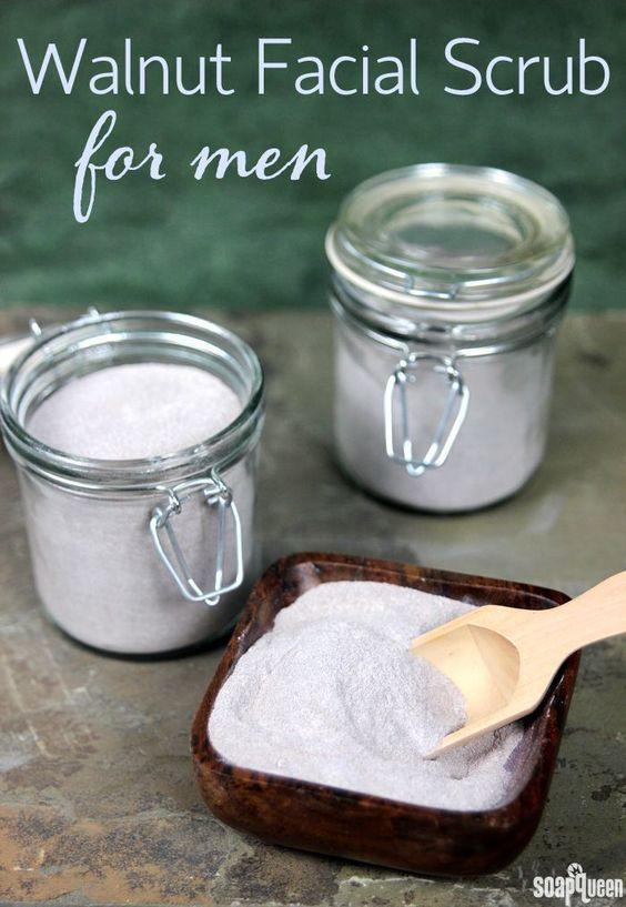Homemade facial scrub recipe, thick white milf ass naked
